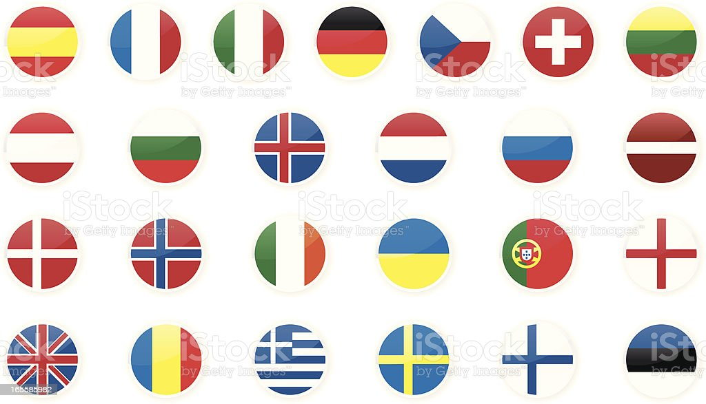 Europe. royalty-free stock vector art