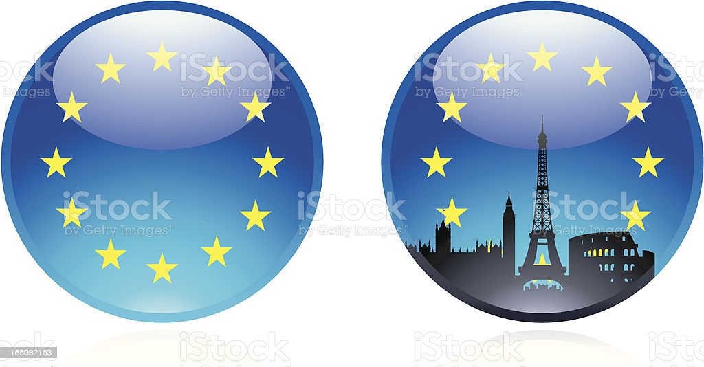European Marble royalty-free stock vector art