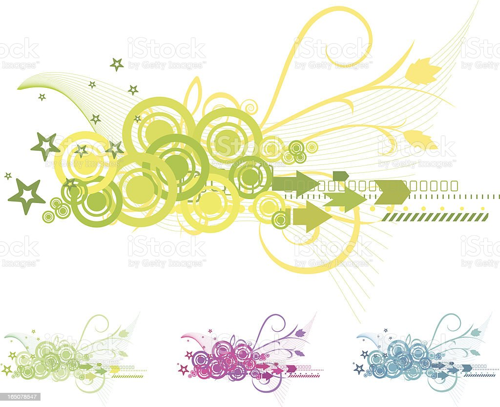 evolution royalty-free stock vector art