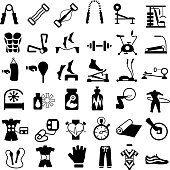 Exercise, Gym and Fitness Equipment