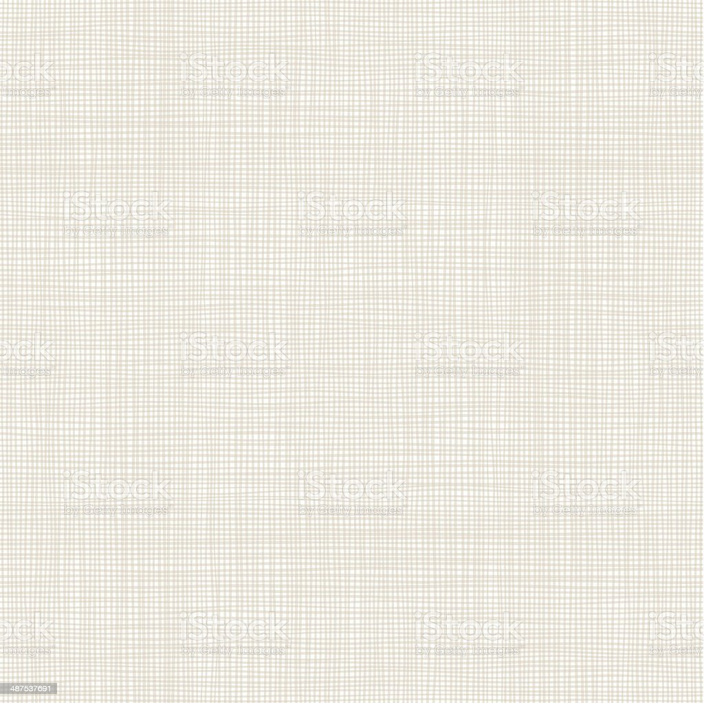 Fabric Texture vector art illustration