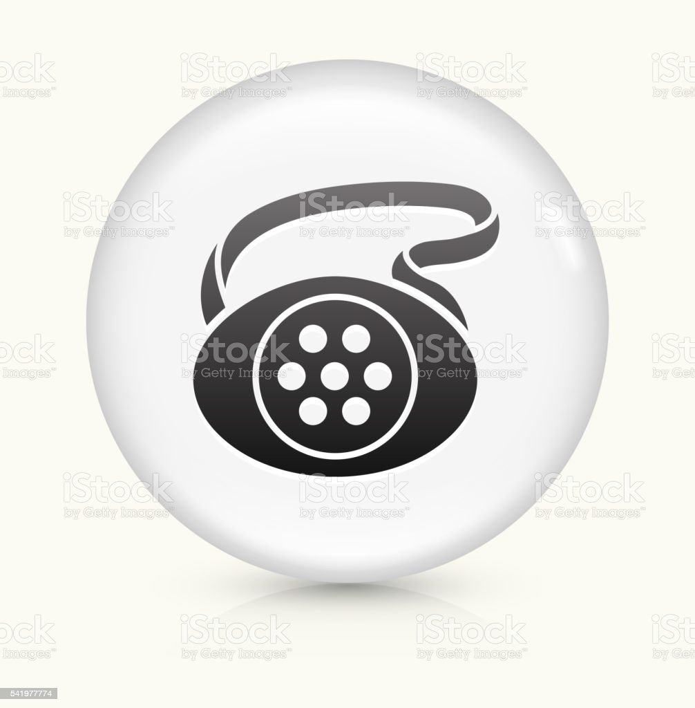 Face mask icon on white round vector button vector art illustration