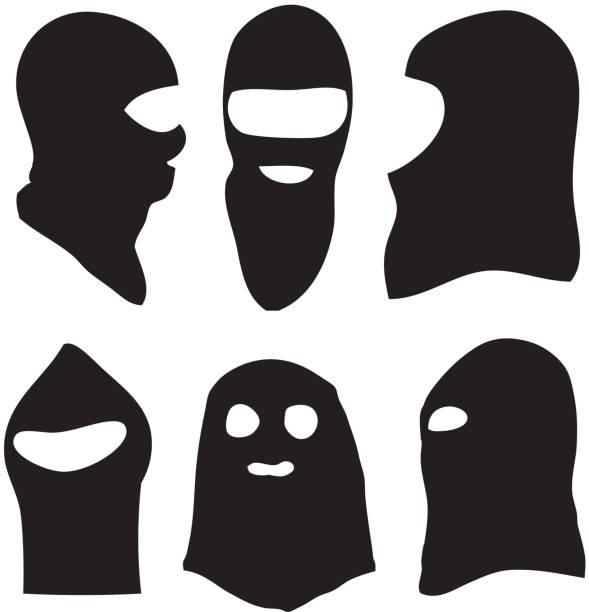 Ski Mask Clip Art, Vector Images & Illustrations - iStock