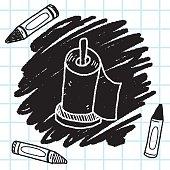 facial tissue doodle doodle