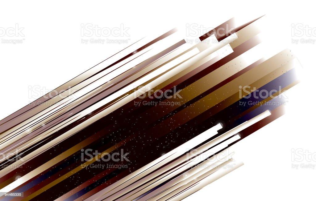 Fading retro line background royalty-free stock vector art