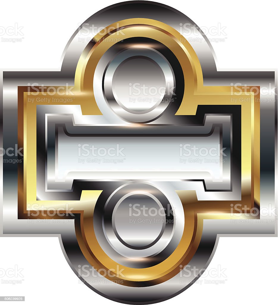 Fancy symbol royalty-free stock vector art