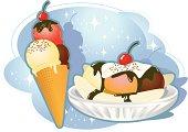 Fantastic Ice Cream Combo