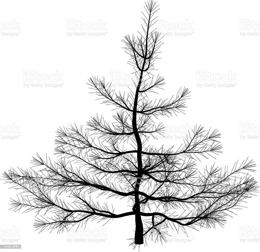fantastic tree royalty-free stock vector art