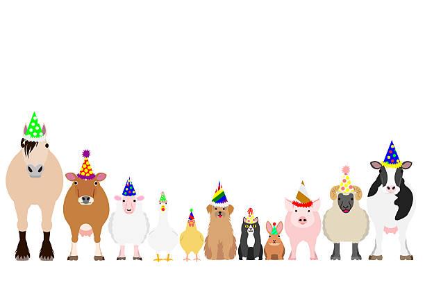 Happy Birthday Horse Clip Art, Vector Images ...