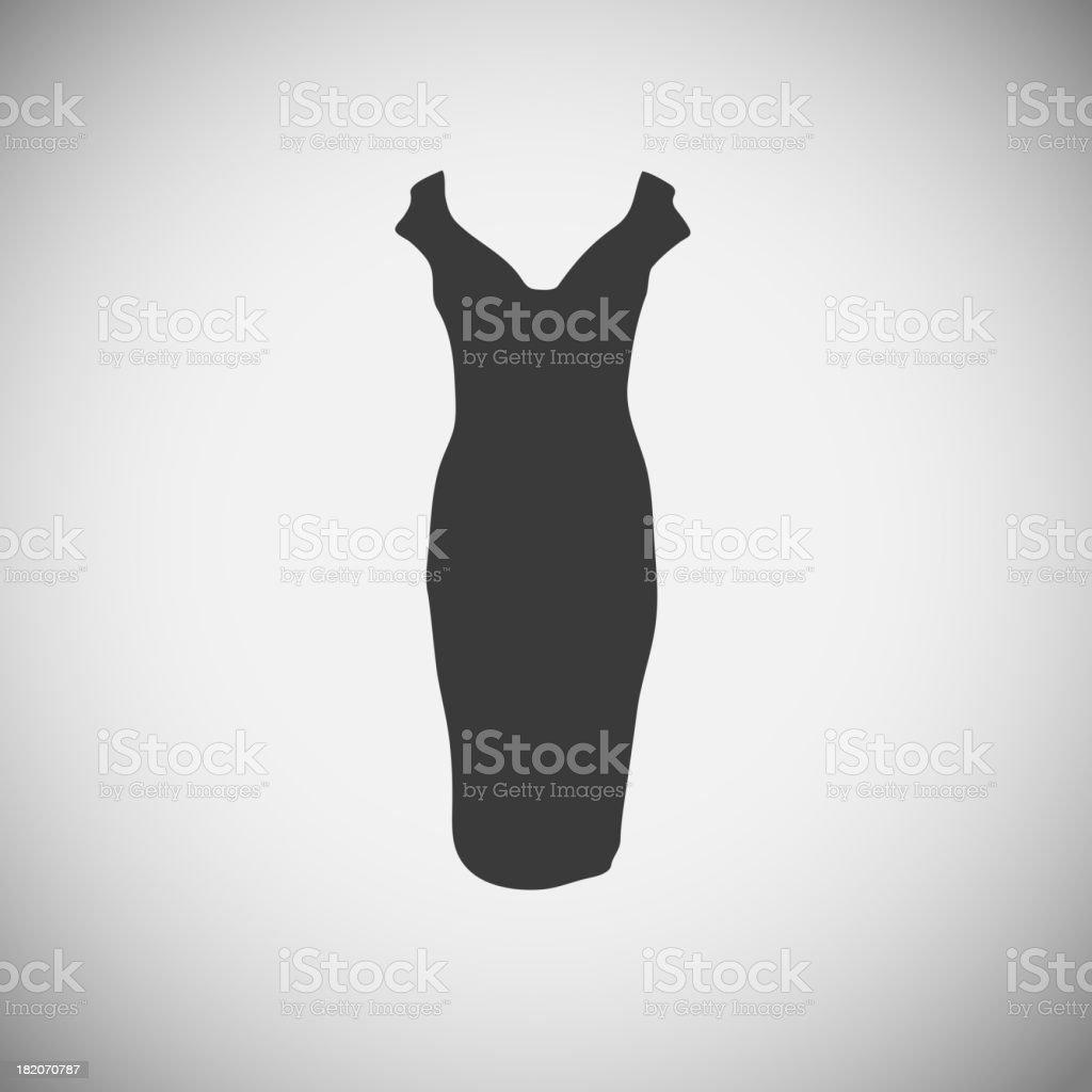 Fashion application icons vector illustration royalty-free stock vector art