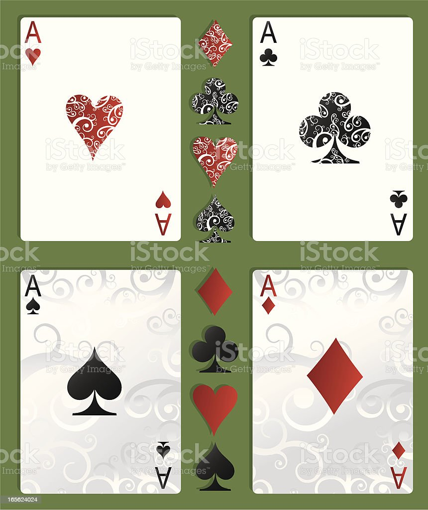 Fashion Cards royalty-free stock vector art
