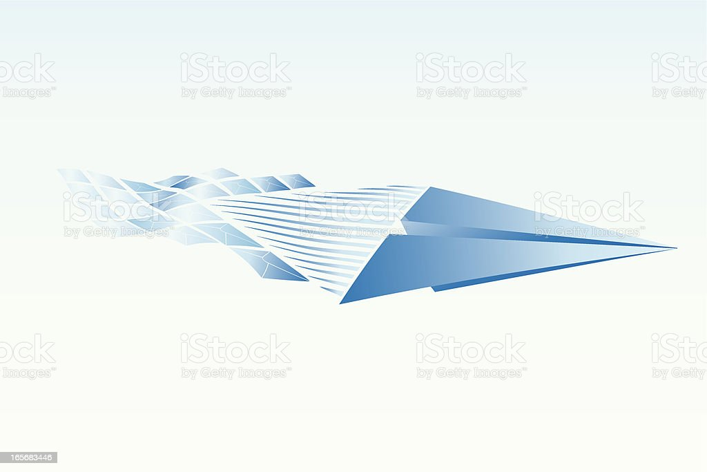 Fast Message royalty-free stock vector art