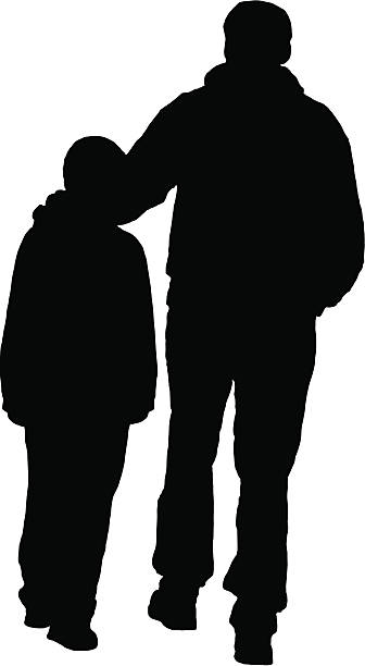 Father Clip Art, Vector Images & Illustrations - iStock