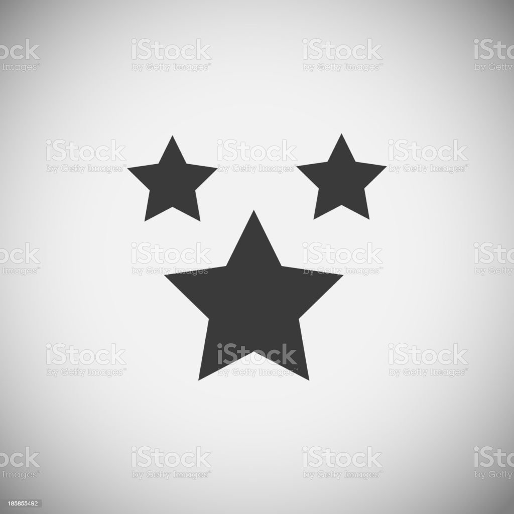 Favourites application icons vector illustration royalty-free stock vector art