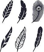 Feather Symbols