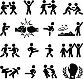 Fighting Icons - Black Series