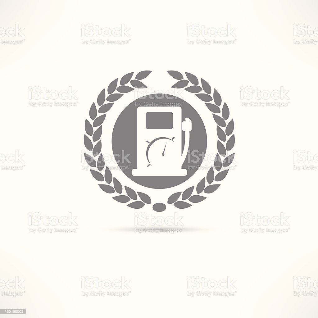 filling icon royalty-free stock vector art