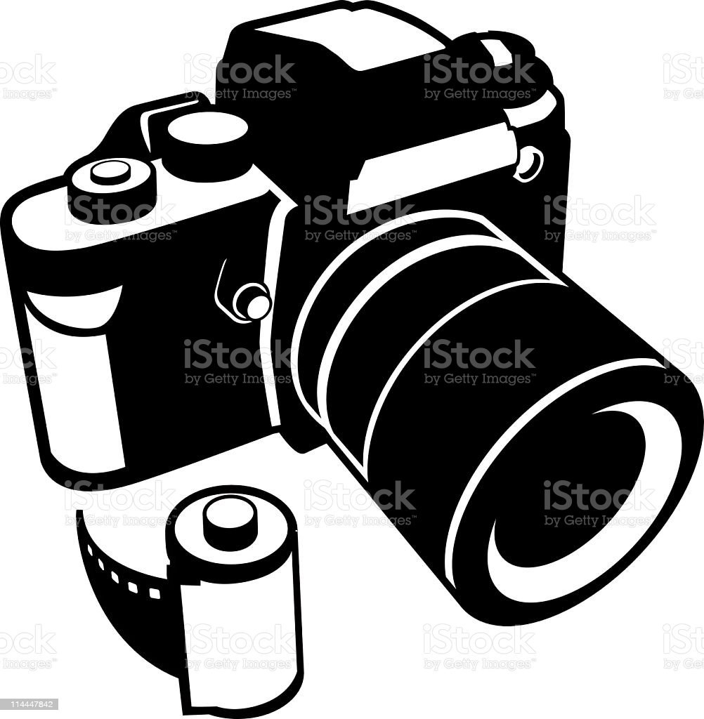 free clipart slr camera - photo #10