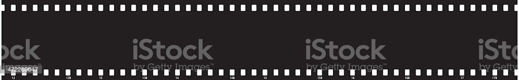 Film Strip (vector) royalty-free stock vector art