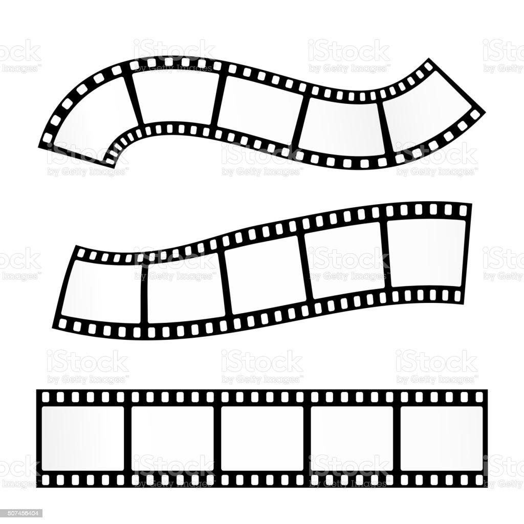 Film Strip Vector stock vector art 507456404 | iStock