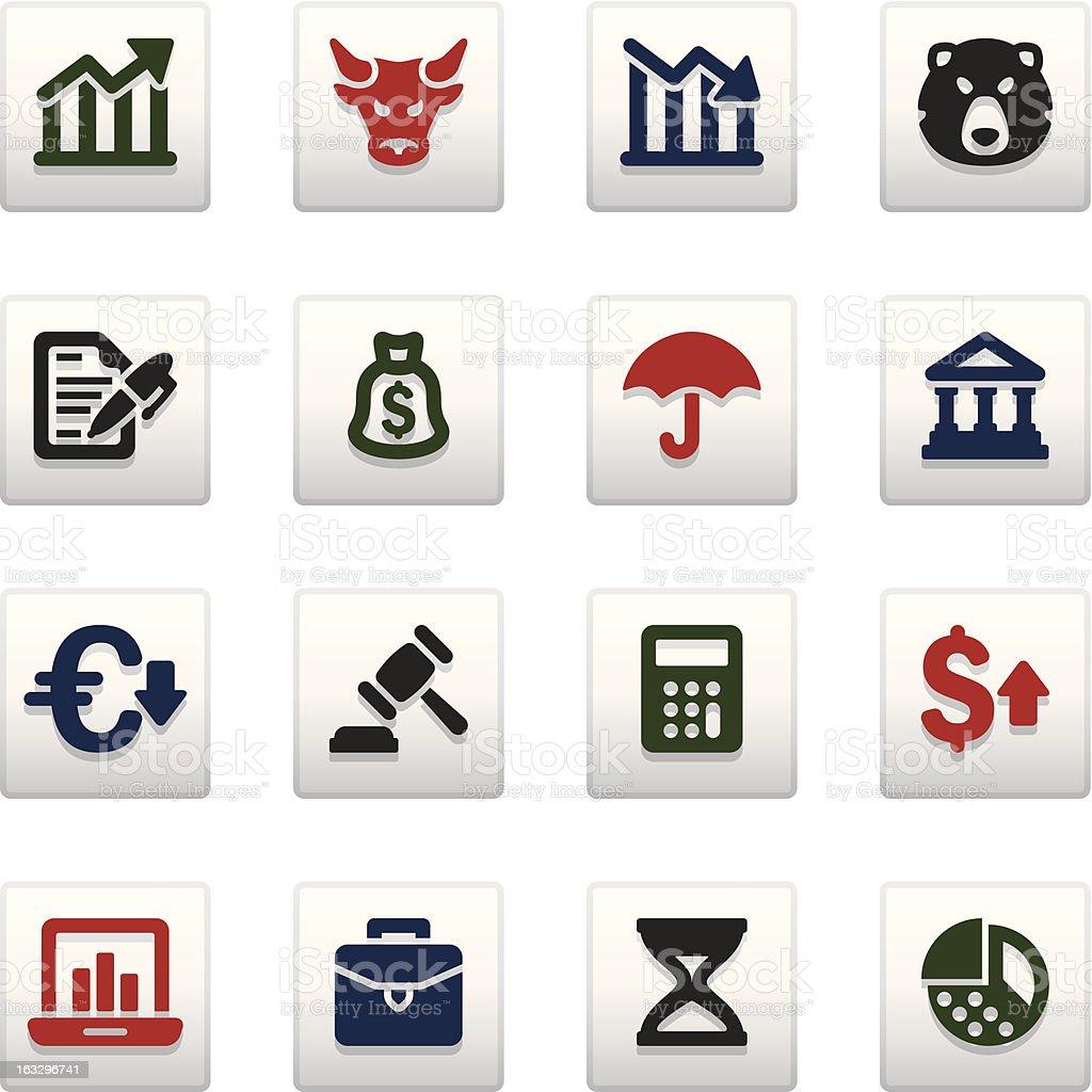Finance & Business_Vividy series_17 royalty-free stock vector art