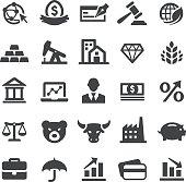 Finance Icons Set - Smart Series