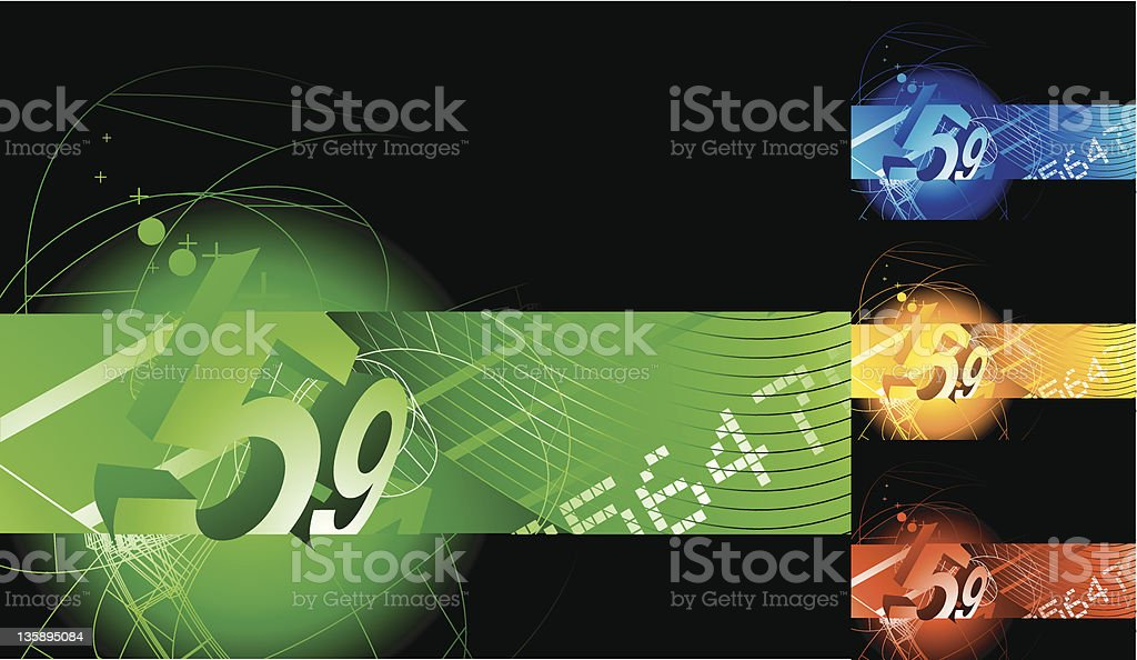 financial background royalty-free stock vector art