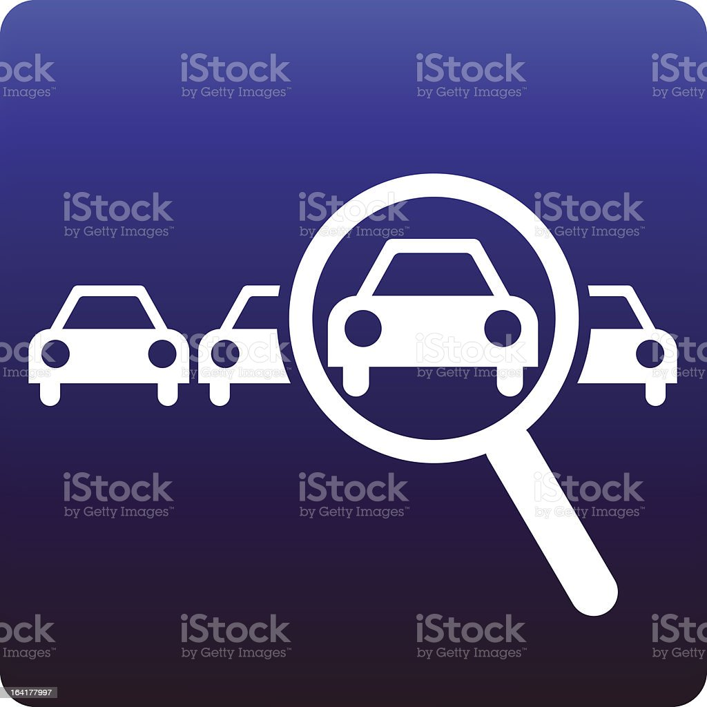 Find a car royalty-free stock vector art