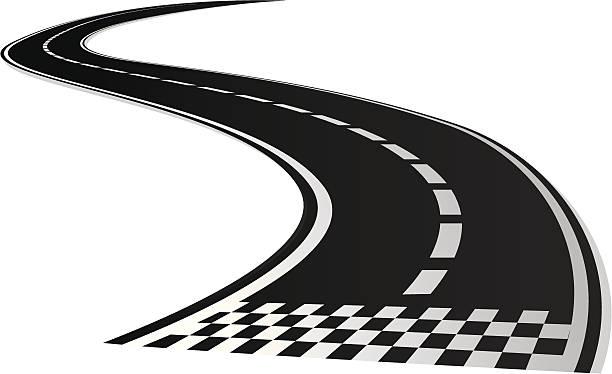 Finish Line Clip Art, Vector Images & Illustrations - iStock
