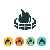 Firepit Icon