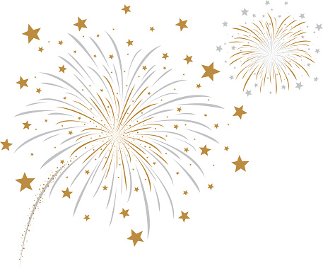 Fireworks Clip Art, Vector Images & Illustrations - iStock