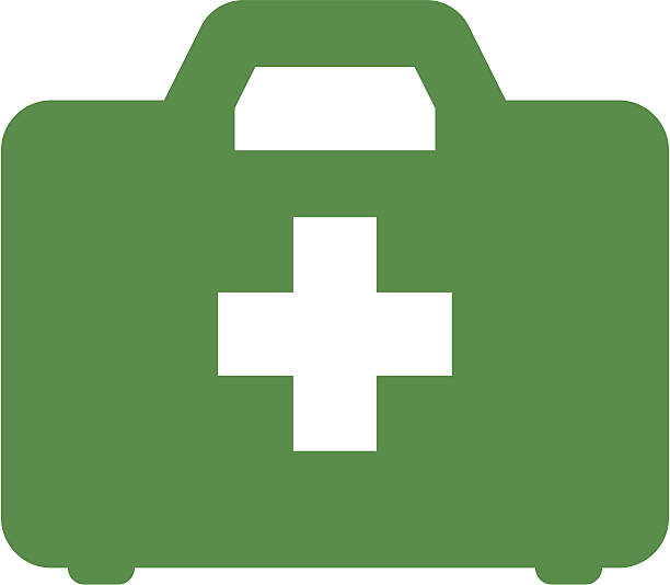 First Aid Sign Clip Art, Vector Images & Illustrations - iStock