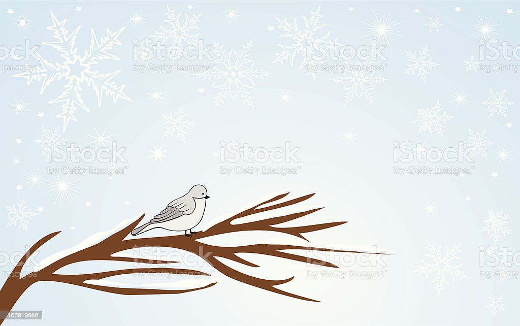 First Day of Christmas royalty-free stock vector art