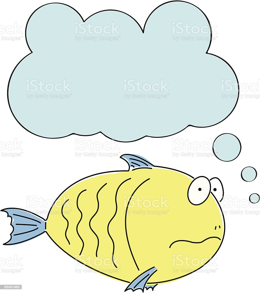 Fish royalty-free stock vector art