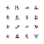 Fitness Icons - Unique