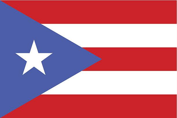 Puerto Rico Flag Clip Art, Vector Images & Illustrations