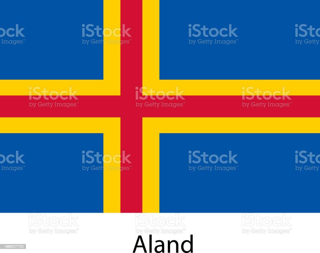 Flag royalty-free stock vector art
