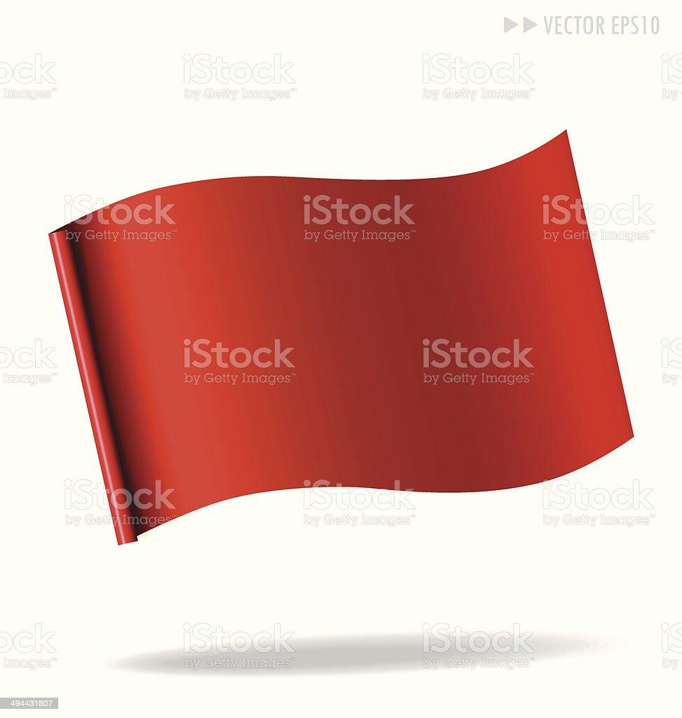 Flag. Vector illustration. royalty-free stock vector art