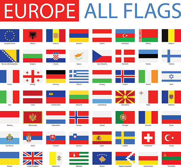 Flags Clip Art, Vector Images & Illustrations - iStock