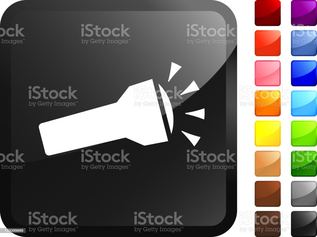 flashlight internet royalty free vector art royalty-free stock vector art