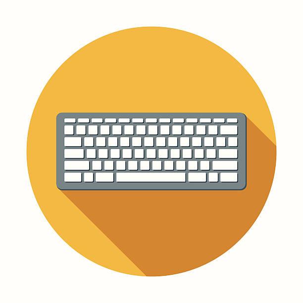 Keyboard Clip Art, Vector Images & Illustrations - iStock