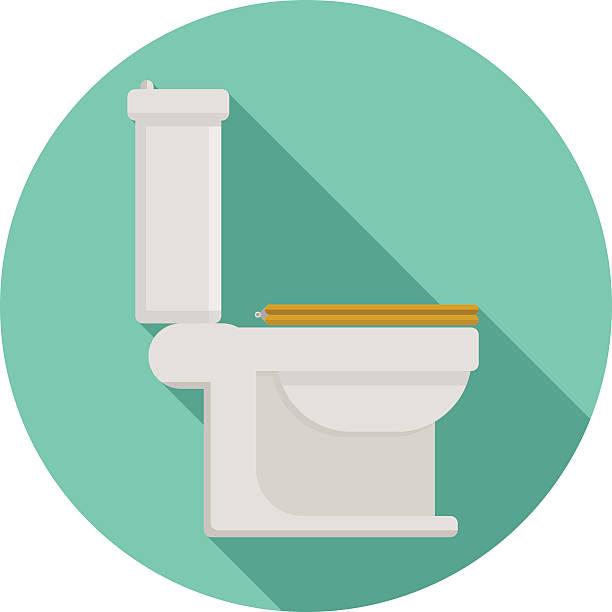 Toilet Clip Art, Vector Images & Illustrations - iStock