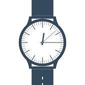Flat Watch illustration