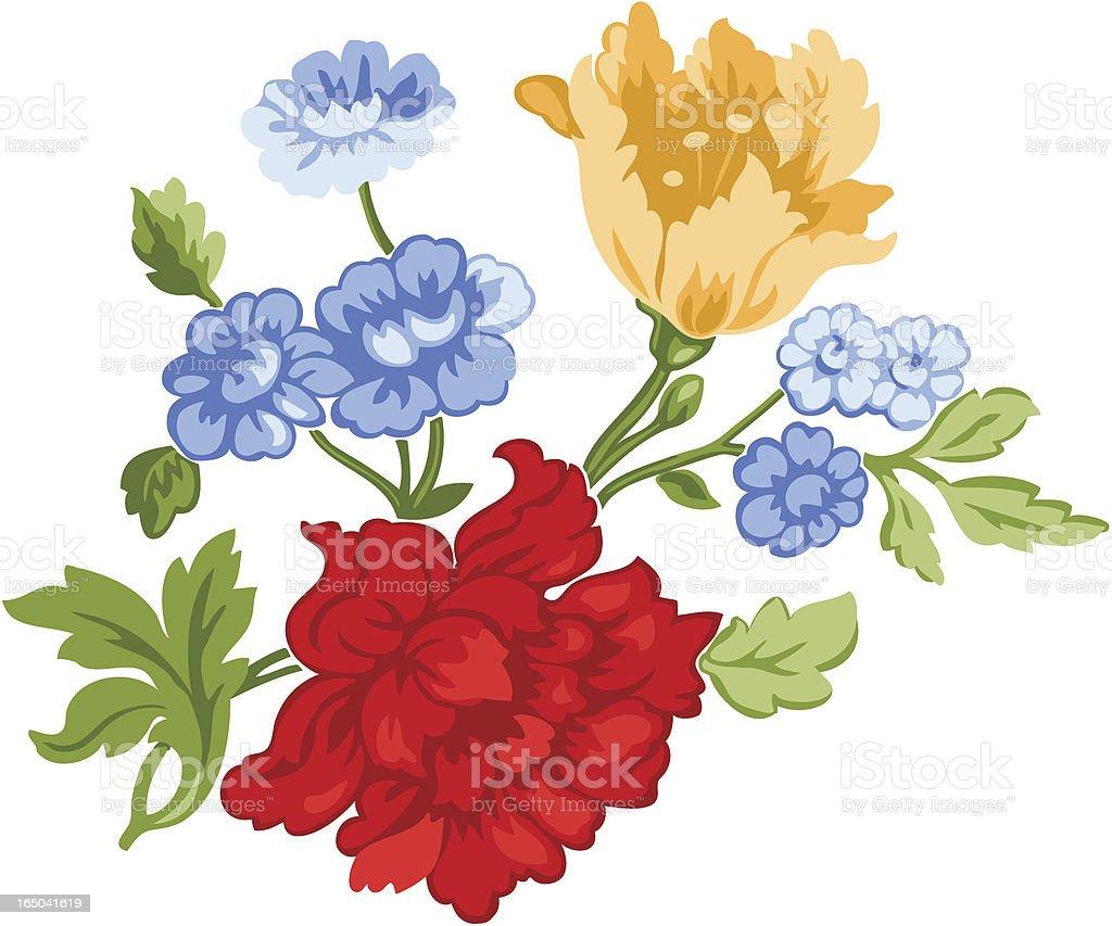flower illustration vector art illustration