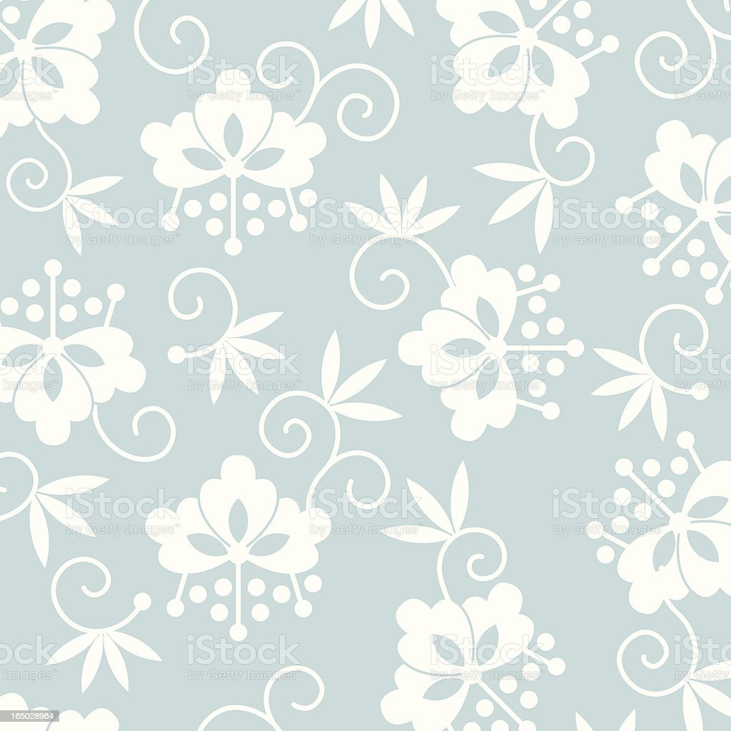flower pattern royalty-free stock vector art
