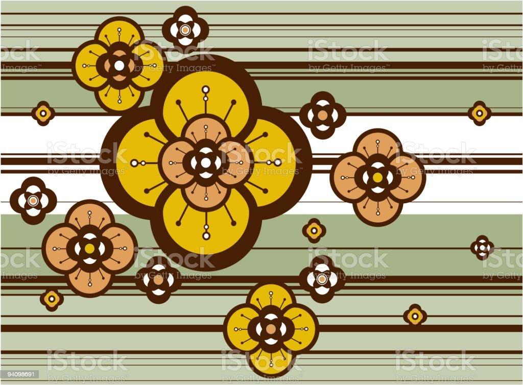 flowers spring royalty-free stock vector art