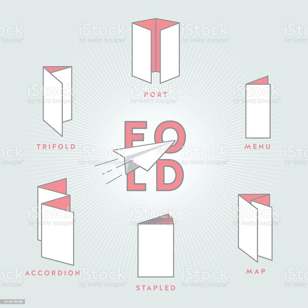 Flyers vector art illustration