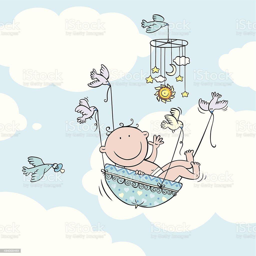 Короткие поздравления новорожденному мальчику