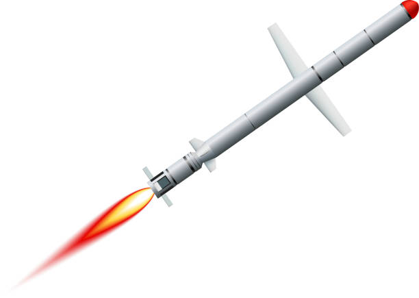 Cruise Missiles Clip Art, Vector Images & Illustrations