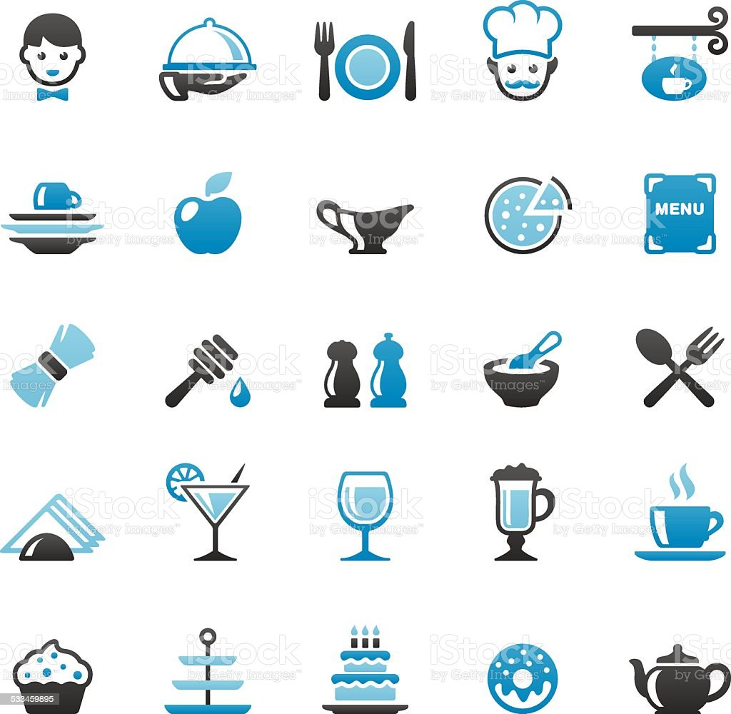 Food and Restaurant menu vector art illustration